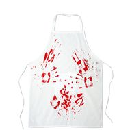 Butcher's Apron blodig grill-forkle