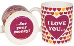 GADGET Bottoms Up Mugs - I