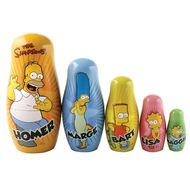 The Simpsons Russian Dolls