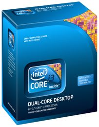 INTEL Core i3-530 2.93GHz Dual