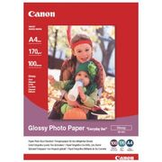 Canon GP-501 - Blank - A4 (210 x 297 mm) - 210 g/m² - 100 ark fotopapir - for PIXMA iP5300, iP90, MG2555, mini260, MP180, MP490, MP510, MP550, MP560, MP960, MX330