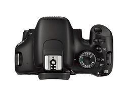 EOS 550D SLR med EF-S 18-55mm IS objektiv, 18MP, Full HD Video, Nordisk