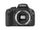 EOS 550D SLR kamerahus,  18MP, Full HD Video, Nordisk
