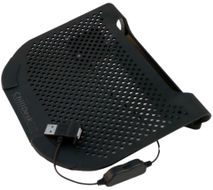 "ChillDesk Mini Netbook Cooling Stand for 6-12"" Notebooks,   Removable Silent Fan stepless speed"