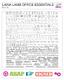 Laina Lamb Office Essentials (SD kort), Design utvidelser til Cratfwell kuttemaskin