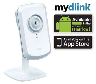 D-LINK DCS-930L Wireless Network Camera