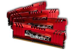 G.SKILL Ripjaws Z Series - DDR3 - 16 GB: 4 x 4 GB - DIMM 240-pin - 1600 MHz / PC3-12800 - CL9 - 1.5 V - ikke-bufret - ikke-ECC