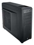 CORSAIR Carbide 500R Black Miditower,
