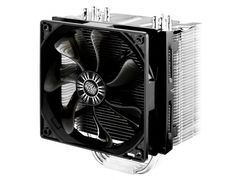 Cooler Master CPU Cooler Universal incl. LGA 2011 high-end silent cooler 4 CDC heatpipes 120mm 1300-900RPM fan with fanspeed adapter Hype