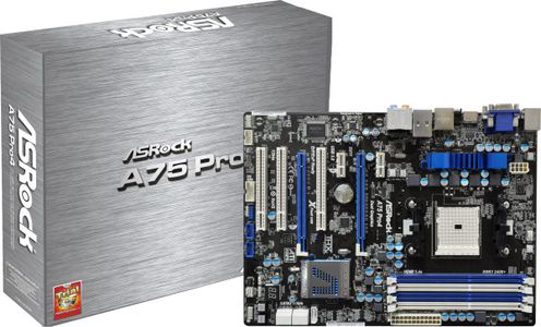 Asrock A75 Pro4 AMD Live Explorer Driver for PC