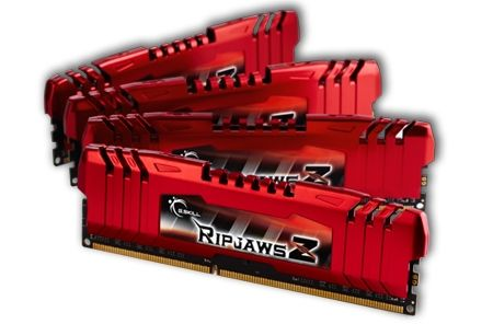 [RipjawsZ] Quad Channel Kit 32GB (8x4GB) DDR3-2133 PC3 17000 CL 11-11-11-30-2N 1.6V Non-ECC