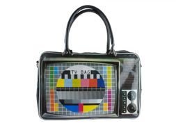 GADGET Weekendbag TV fotoprint 45x30cm (108-WA0539)