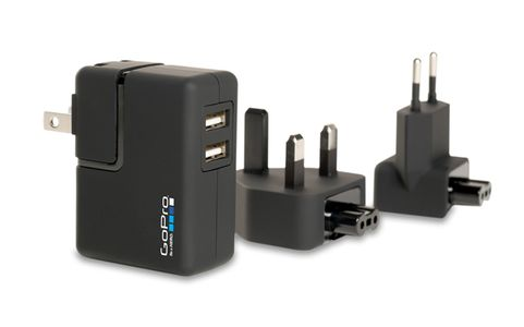 GoPro Wall Charger Universal vegglader (AWALC-001)