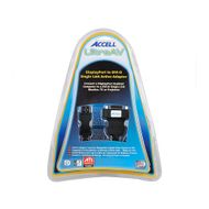 ACCELL DisplayPort to DVI-D Active Single-Link Adapter (B087B-005B)