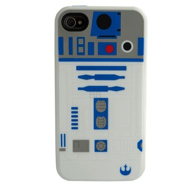 Star Wars R2-D2 iPhone4 Silicon Case