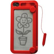 iFoolish Magic Drawing iPhone Case