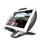 "CIDEKO Racing Wheel for nettbrett Passer 7-10"" nettbrett (Nexus, iPad, Transformer,  Galaxy m.m.) (AD-22d)"