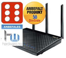 ASUS RT-AC66U 802.11ac Dual-Band Wireless-AC1750