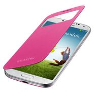 Samsung S-View Cover Galaxy S4 Pink