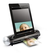 Not only PC iScanner for iPad - Docking, lading & scanning. Sort utgave