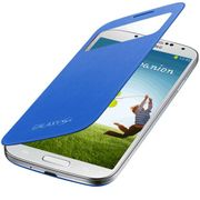 Samsung S-View Cover Galaxy S4 Light Blue