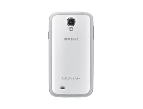 Samsung Samsung Galaxy S4 Protective Cover + White - qty 1