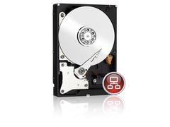 "WD Red NAS Hard Drive WD10JFCX - Harddisk - 1 TB - intern - 2.5"" - SATA 6Gb/s - buffer: 16 MB"