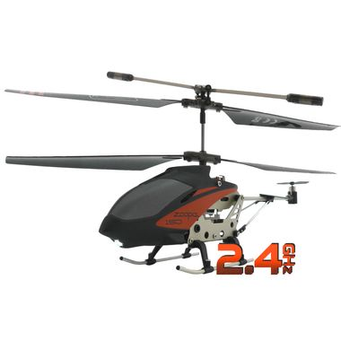 Zoopa ForceBack Helikopter3 kanals, 2.4Ghz, Gyro