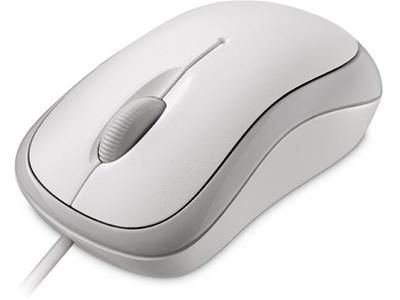 Microsoft MS Basic Optical Mouse for Business white (4YH-00008)