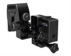 GoPro Sportsman's Mount - Støttesystem - clampod - for HD HERO; HD HERO2; HERO3; HERO3+; HERO4; HERO4 Session