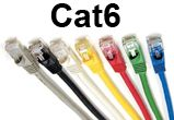 Patchkabel UTP Cat6