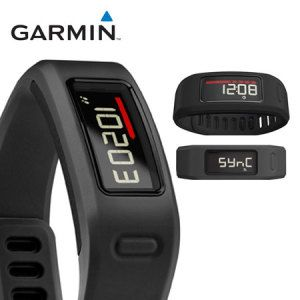 GARMIN vívofit fitness band svart