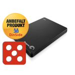SEAGATE BackupPlus Portable 1TBHDD black