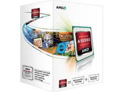 AMD A4-6320 Socket-FM2,  Dual Core, 3.8GHz, 1MB, 65W, HD8370D, Boxed w/fan (AD6320OKHLBOX)