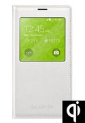 Samsung S-View Cover Wireless Charging - Galaxy S5 - White