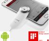 Smardi A-Scan Alkotest for Android - Smartphone Alcohol Breathalyzer (A-SCAN-Android)