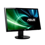 "ASUS VG248QE 24"" FHD LED 144Hz, 1ms, 350cd/m² 3D, HDMI, DVI-D, VGA, DP, høyttalere"