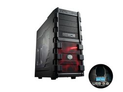 Cooler Master HAF 912 Advanced - Mid Tower, ATX (RC-912A-KWN1)