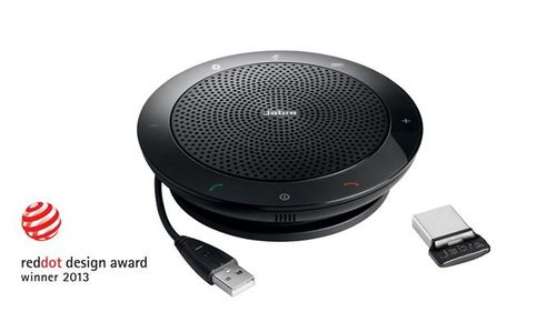 Jabra Speak 510+ MS USB Bluetooth,  JabraLink 360 (7510-309)