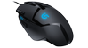 Logitech G402 Hyperion Fury - Ultra-Fast FPS Gaming Mouse (910-004068)