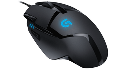 Logitech G402 Hyperion Fury - Ultra-Fast FPS Gaming Mouse