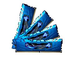 G.SKILL Ripjaws Series 32GB (4x8GB) 288-Pin DDR4 SDRAM 2400MHz (PC4-19200) Desktop Memory (F4-2400C15Q-32GRB)