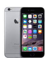 "Apple iPhone 6 Space Gray 4.7"" Retina, 8MB, 64GB, A8-chip, ac-Wi-Fi, 4G/LTE, NFC, iOS 8 - Uten abonnement,  demobrukt (IPHONE6-64GB-GRAY-Demo)"