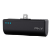PNY powerbank Direct Connect DCM2200 MicroUSB, 2200mAh (P-B-2200-M-K01-RB)