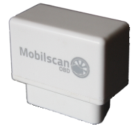 Mobilscan OBD feilkodeleser for Apple Wi-Fi
