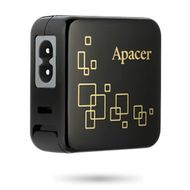 USB Adapter 2-Port AC Charges USB Devices MP3/ PDA/ Mobile Built-in Power Protection TUV/ UL-Plugs