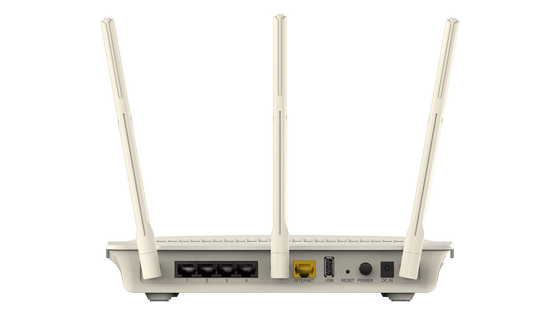 DIR-880L Wireless AC1900 Dual-Band Gigabit Cloud Router