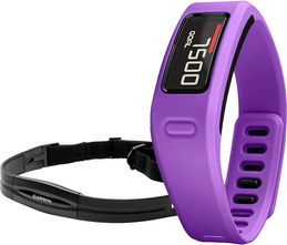 GARMIN vívofit fitness band lilla
