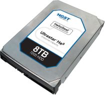 "Ultrastar HE8 8TB 3,5"" HDD 7200rpm SAS 12Gb/s 128MB cache 24x7 enhanced availability 8,9cm"