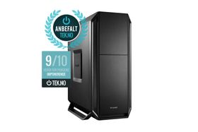 BE QUIET! Silent Base 800 Black ATX, Midi Tower (BG002)